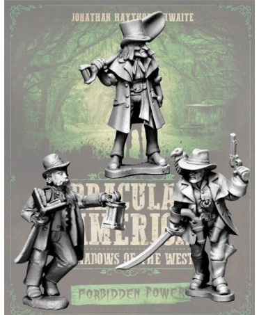 Dracula's America : Mercenaires II | Boutique Starplayer | Jeu de Figurines