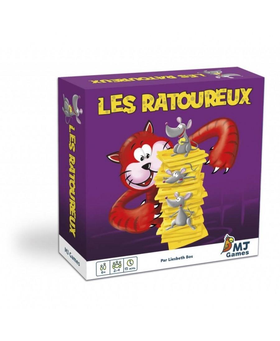 Les Ratoureux (ML - 2020)   Boutique Starplayer   Jeu de Société