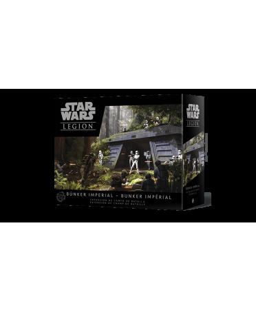 Star Wars Légion : Bunker Impérial (VF - 2020) | Boutique Starplayer | Jeu de Figurines