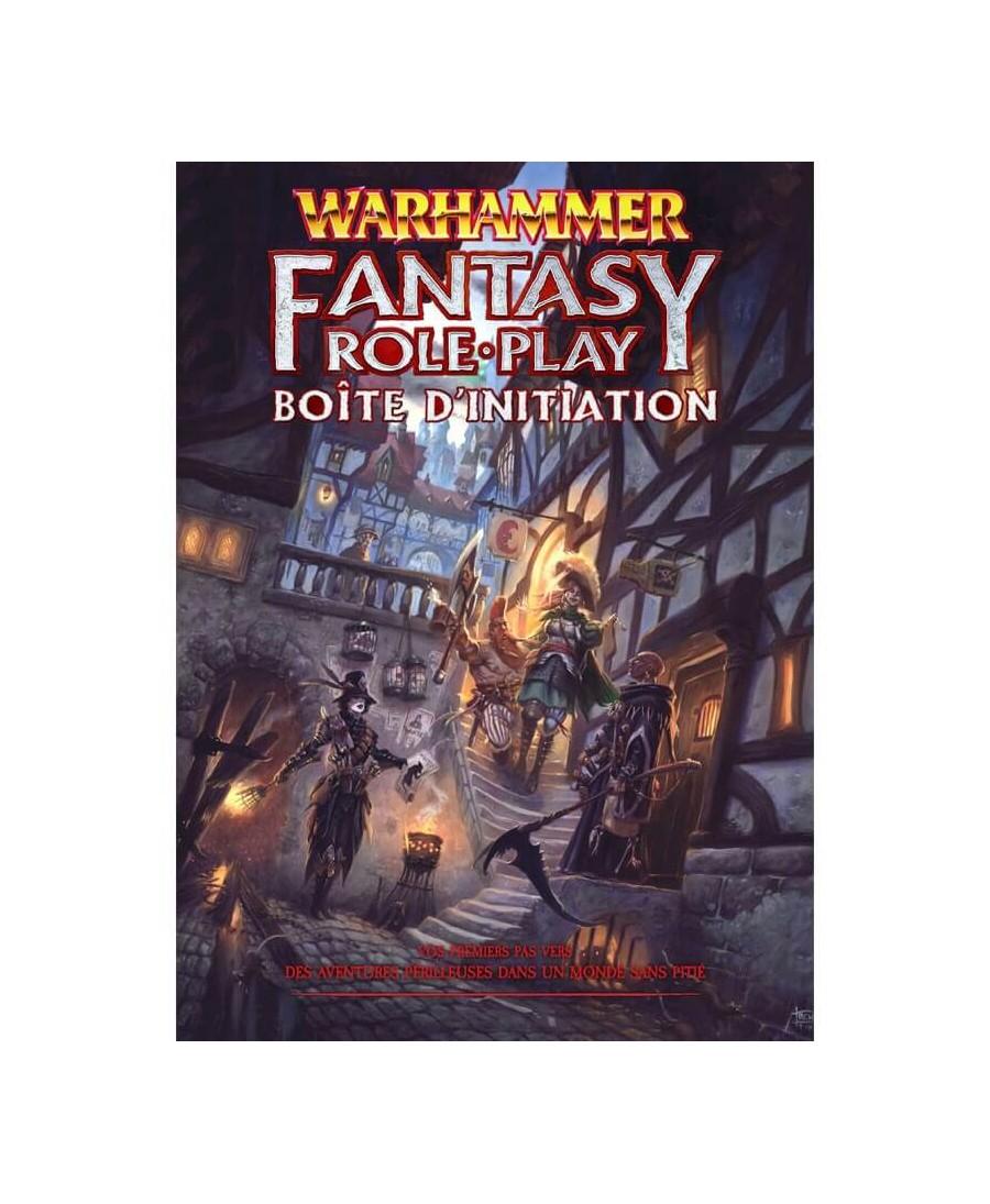 Warhammer Fantasy : Boîte d'Initiation | Boutique Starplayer | Jeu de Rôle