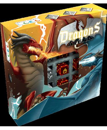 Dragons Arena (ML - 2020) | Boutique Starplayer | Jeu de Société