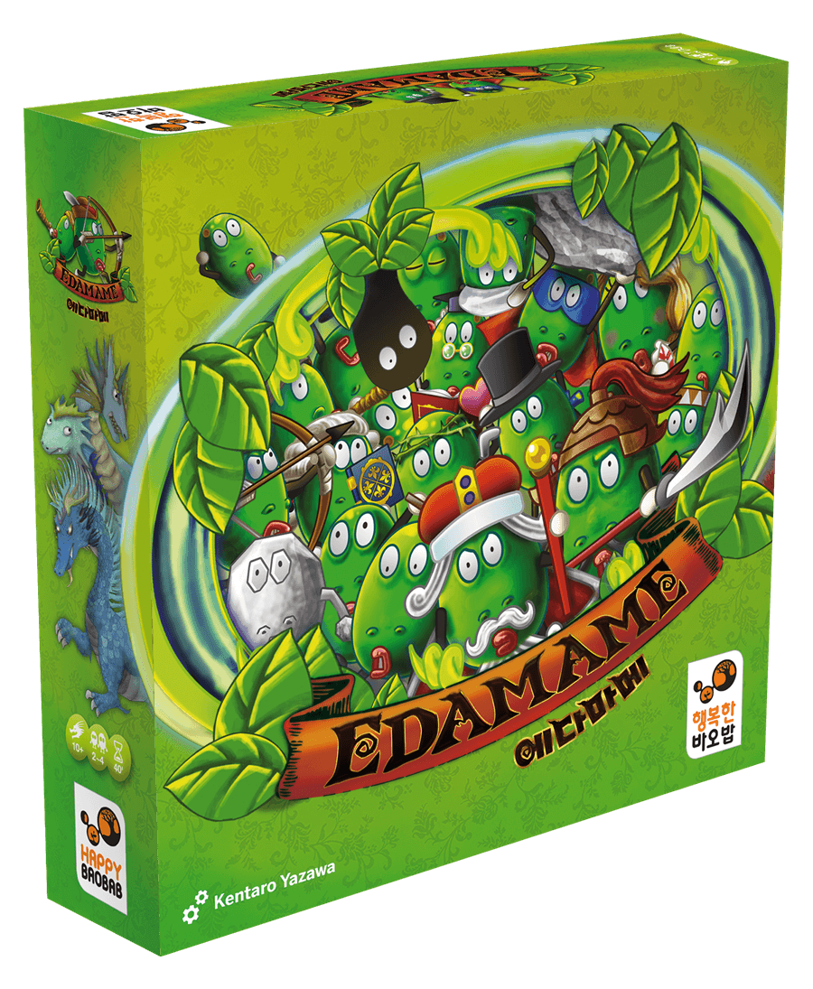 Edamame (ML - 2020) | Boutique Starplayer | Jeu de Société