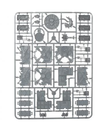 Necromunda : Zone de Guerre Ruchière de Zone Mortalis | Starplayer| Jeu de Figurines