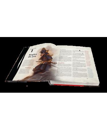 La Légende des Cinq Anneaux JDR 5ème Ed. : Livre de Règles (VF) | Jeu de Rôle | Boutique Starplayer