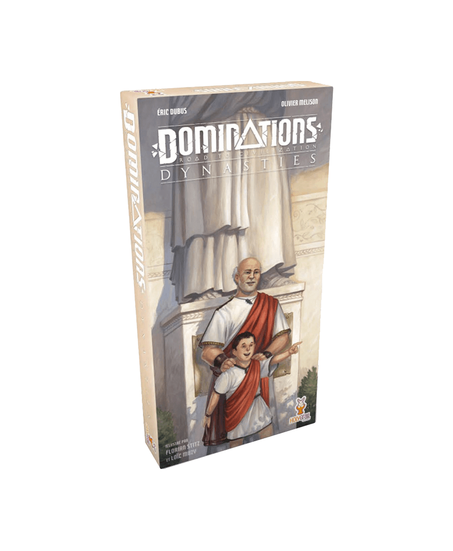 Dominations : Dynasties (VF) | Boutique Starplayer | Jeu de Société