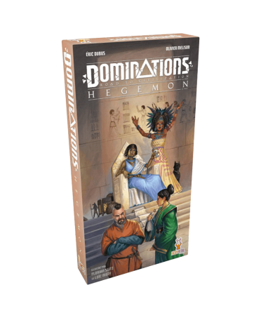 Dominations : Hegemon (VF) | Boutique Starplayer | Jeu de Société