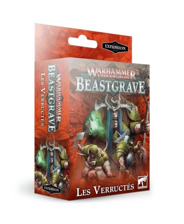 Warhammer Underworlds Beastgrave : les Verructés | Boutique Starplayer | Jeu de Figurines