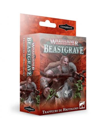 Warhammer Underworlds - Beastgrave : Trappeurs de Hrothgorn | Starplayer | Jeu de Figurines