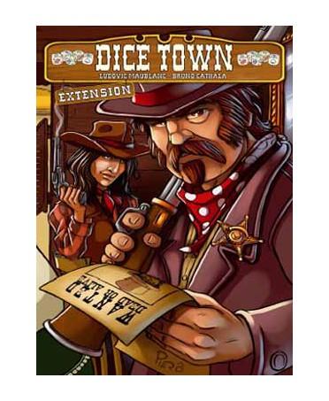 Dice Town - l'Extension