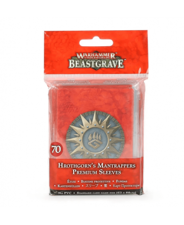 Warhammer Underworlds Beastgrave : Étuis Premium des Trappeurs de Hrothgorn | Jeu de Figurines | Boutique Starplayer