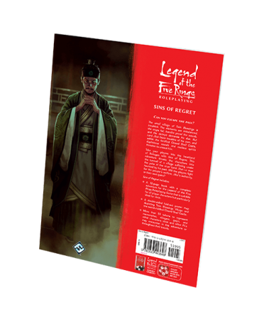 Legend of the Five Rings RPG : Sins of Regret | Boutique Starplayer | Jeu de Rôle