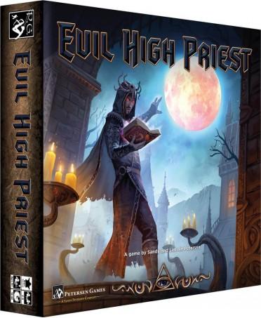 Evil High Priest  (VF - 2020)   Boutique Starplayer   Jeu de Société