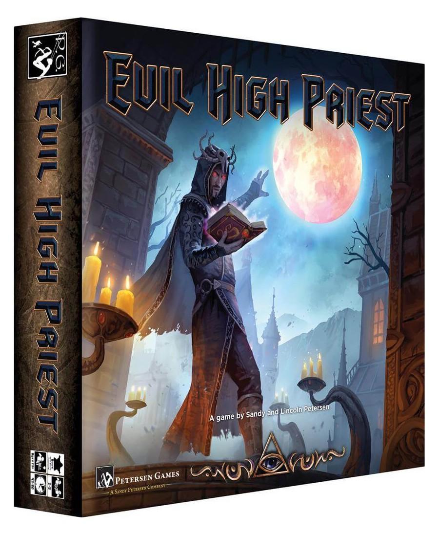 Evil High Priest  (VF - 2020) | Boutique Starplayer | Jeu de Société