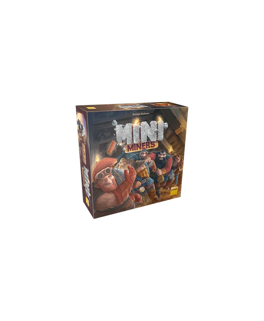 Mini Miners (VF - 2020) | Boutique Starplayer | Jeu de Société