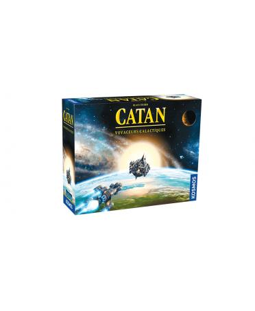 Catan : Voyageurs Galactiques (VF - 2020) | Boutique Starplayer | Jeu de Société