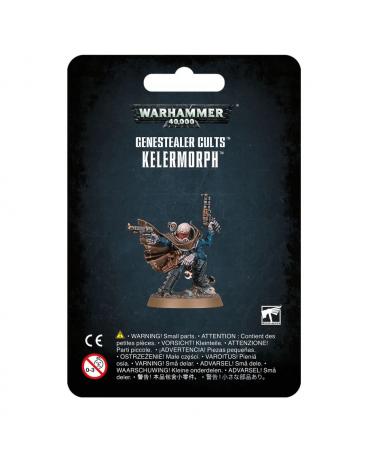 Genestealer Cults : Kelermorph   Boutique Starplayer   Jeu de Figurines