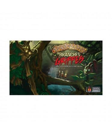 Spirit Island : De Branches et de Griffes | Boutique Starplayer | Jeu de Société