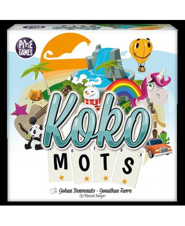 Kokomots | Jeu de Société | Boutique Starplayer