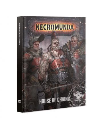 Necromunda : House of Chains (VO - 2020) | Boutique Starplayer | Jeu de Figurines