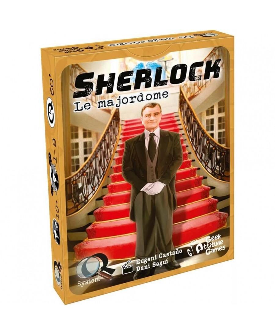 Sherlock : Le Majordome (VF - 2020) | Boutique Starplayer | Jeu de Société