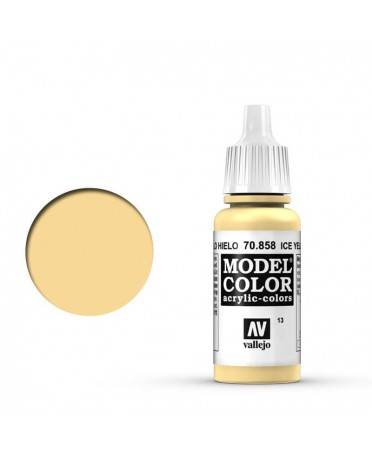 Vallejo Model Color : Jaune Glacé| Boutique Starplayer | Peinture & Modélisme