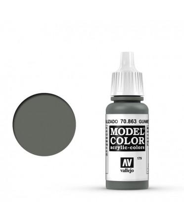 Vallejo Model Color : Gunmetal Gris | Boutique Starplayer | Peinture & Modélisme