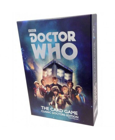 Doctor who : The card game - Classic Doctors edition