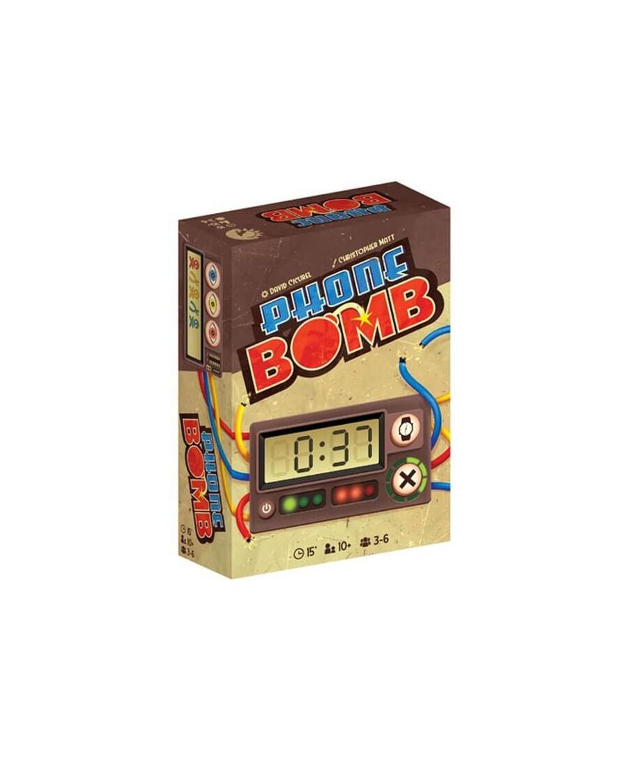 Phone Bomb (VF - 2020) | Boutique Starplayer | Jeu de Société