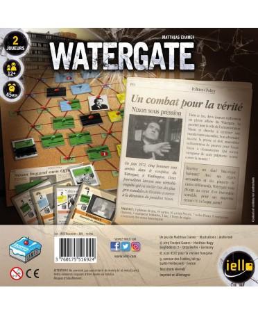 Watergate (VF - 2020) | Boutique Starplayer | Jeu de Société