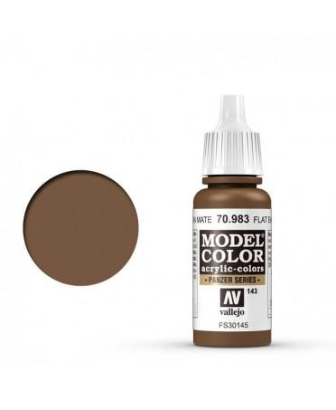Vallejo Model Color : Terre Mat   Boutique Starplayer   Peinture & Modélisme