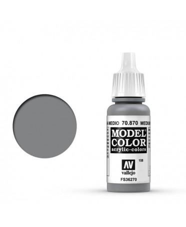 Vallejo Model Color : Gris Marine Moyen   Boutique Starplayer   Peinture & Modélisme