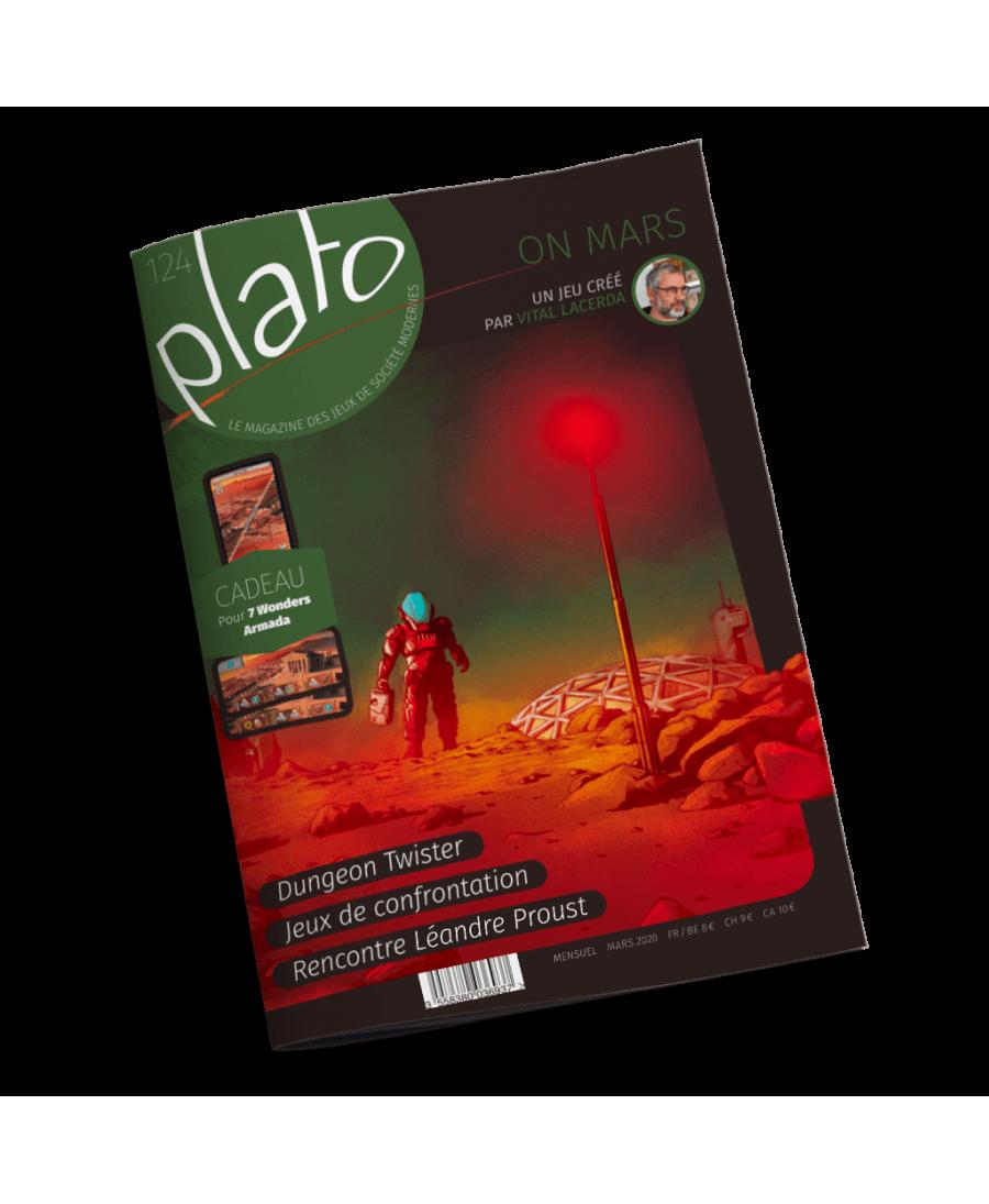 Plato n°124 (VF - 2020) | Boutique Starplayer | Jeu de Société