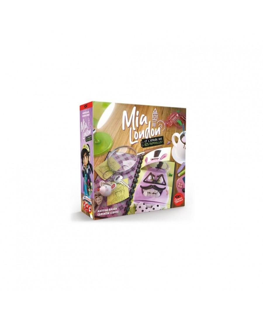 Mia London Et L'Affaire Des 625 Fripouilles ! | Boutique Starplayer | Jeu de Société