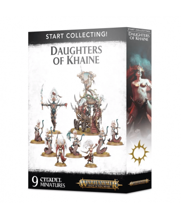 Start Collecting! : Daughters of Khaine | Boutique Starplayer | Jeu de Figurines