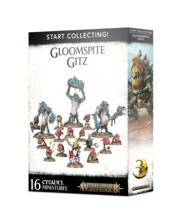 Start Collecting! : Gloomspite Gitz   Boutique Starplayer   Jeu de Figurines