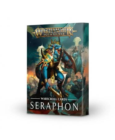 Warscroll Cards : Seraphons | Boutique Starplayer | Jeu de Figurines