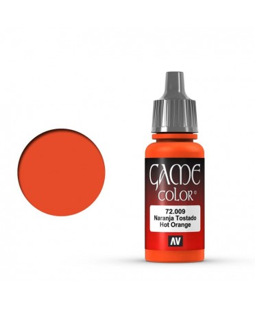 Vallejo Game Color : Orange Feu | Boutique Starplayer | Peinture & Modélisme