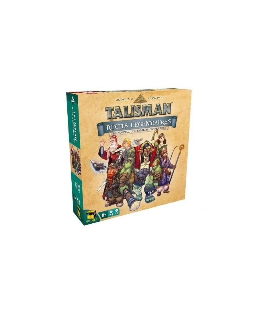 Talisman : Récits Légendaires (2020) | Boutique Starplayer | Jeu de Société