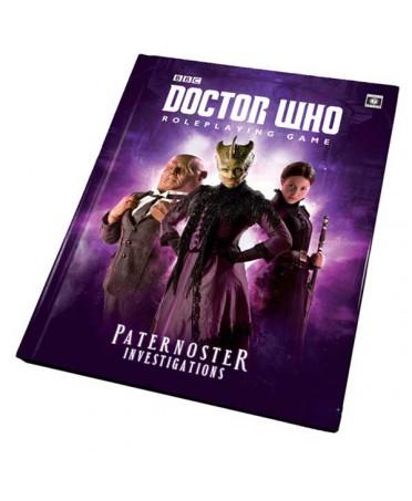 Dr Who RPG : Paternoster Investigation