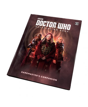Dr Who RPG : The GameMaster's Companion