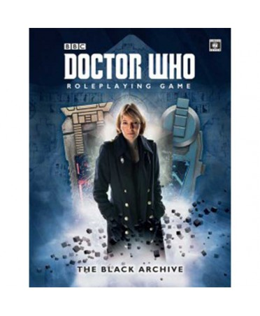 Dr Who : The Black Archive