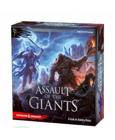Dungeons and Dragons: Assault of the Giants