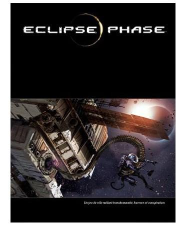 Eclipse Phase - Livre de base