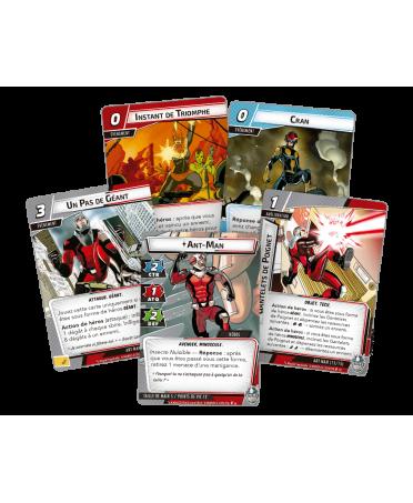 marvel champions paquet héros Ant-man aperçu