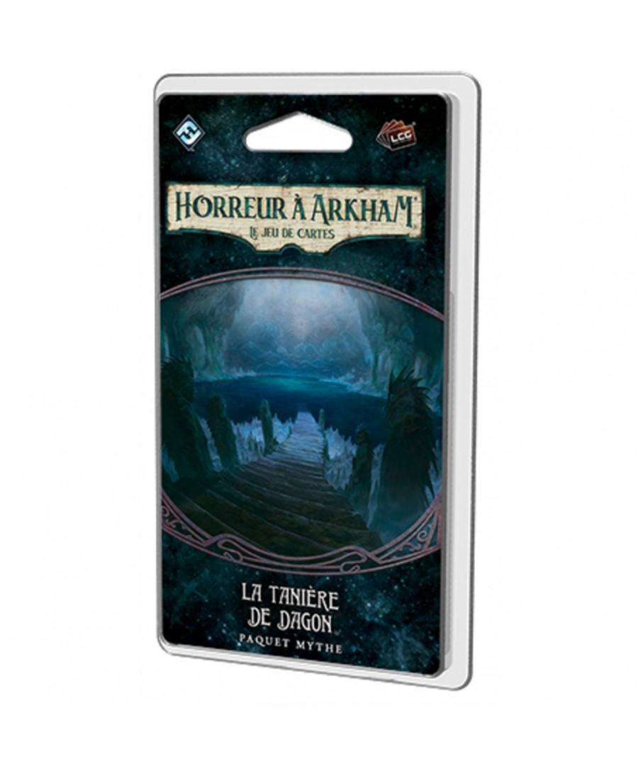 Horreur à Arkham : Paquet Mythe - La Tanière de Dagon