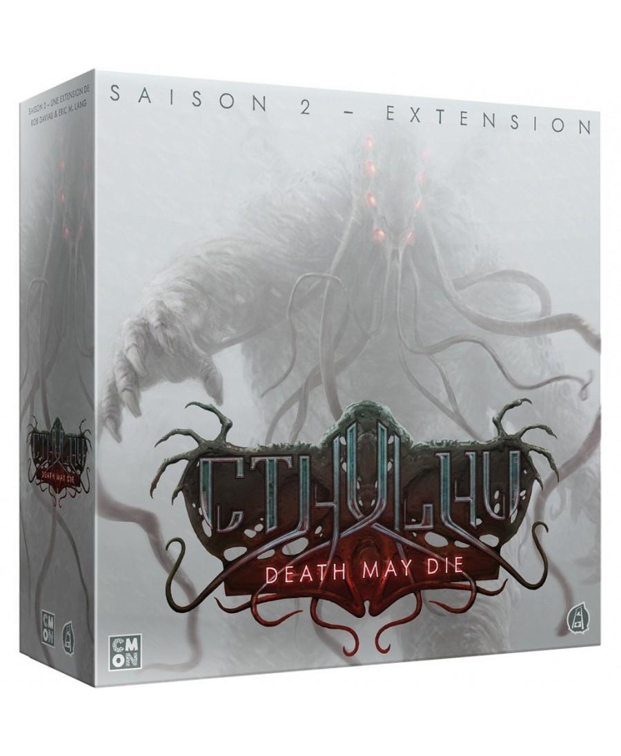 Cthulhu: Death May Die - Saison 2