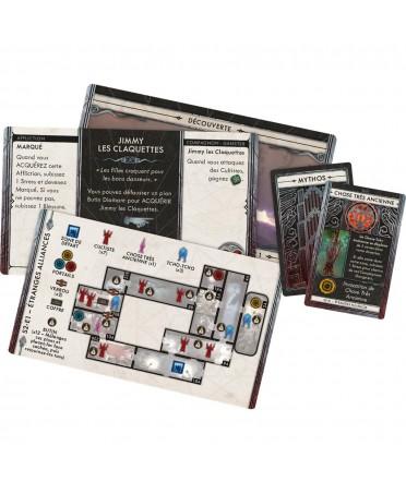 Cthulhu: Death May Die - Saison 2 cartes