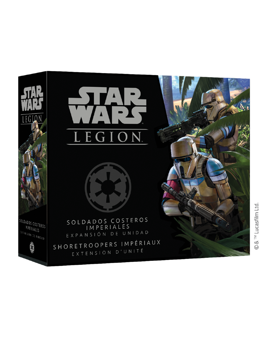 Star Wars Légion - Shoretroopers Imperiaux