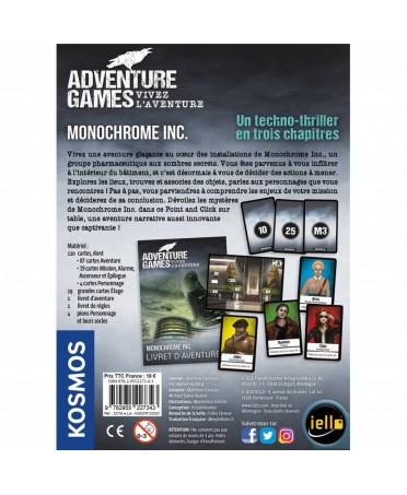 Adventure Games - Monochrome & Cie