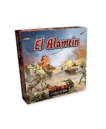Flames of War : El Alamein Starter set V4
